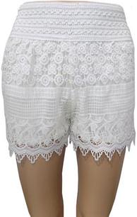 SH01 White Shorts