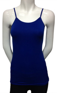 Blue Short Camisole