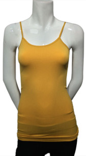 Mustard Short Camisole