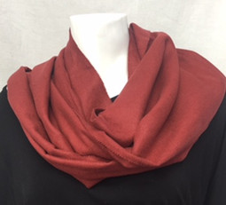 Scarlet Cashmere-Feel Scarf