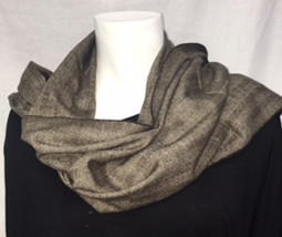 Copper Cashmere Feel Scarf