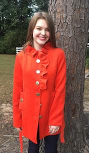 7370 Orange Jacket