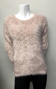 Taupe Fuzzy Sweater