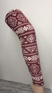 F401 Printed Legging