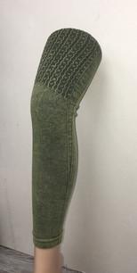 Olive 01 Moto Legging