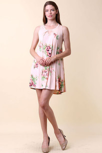 Light Pink Flower Dress