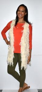5486 Creme Vest