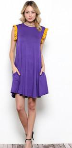 3953 Louisiana Inspired Dress