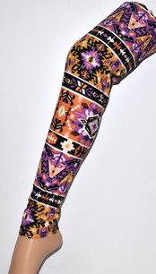 N124 Printed Legging