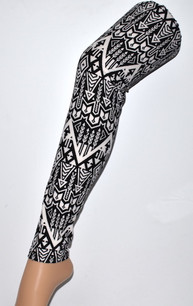 F338 Printed Legging
