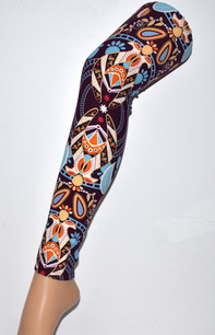 F499 Printed Legging