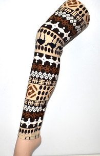 r029 Printed Legging