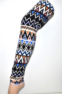 r054 Printed Legging