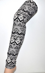 f331 Printed Legging
