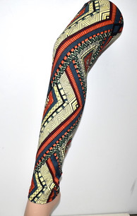 r032 Printed Legging