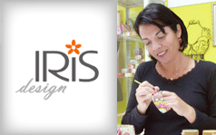 logo iris designs