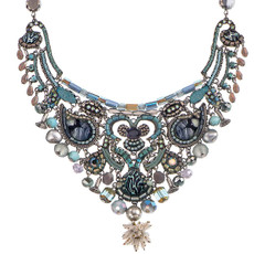 Ayala Bar Blue Clearwater Necklace