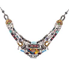 Black Ayala Bar Jewelry Maya Necklace