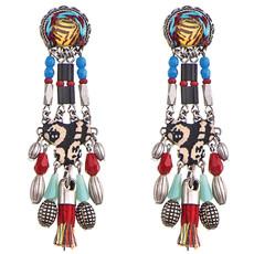 Maya Post Earrings By Ayala Bar