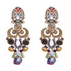Golden Dawn  Post Earrings By Ayala Bar