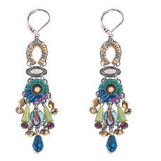 Ayala Bar French Wire Golden Dawn Earrings