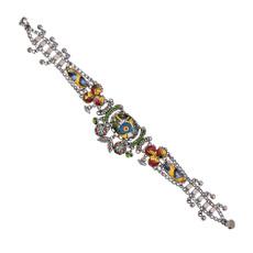 Ayala Bar Havana Magnetic Clasps Bracelet