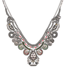 Ayala Bar Spring 2016 Silver Necklace Simple Sally