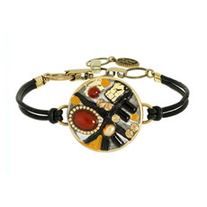 Abstract bracelet by Michal Golan Jewelry