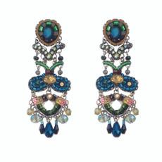 Ayala Bar Blue Horizon Believe Earrings