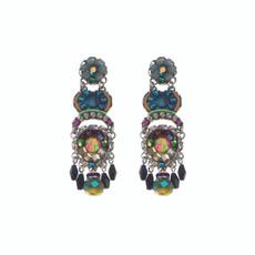 Ayala Bar Blue Horizon Harmony Earrings