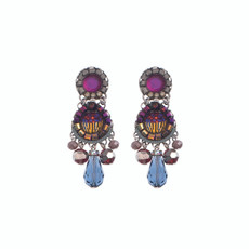 Ayala Bar Cherry Blossom Glam Earrings