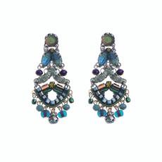 Ayala Bar Turquoise Mist Charm Earrings