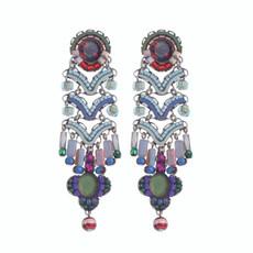 Ayala Bar Glass Slipper Aurora Earrings