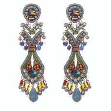 Ayala Bar Oasis Waterfall Earrings