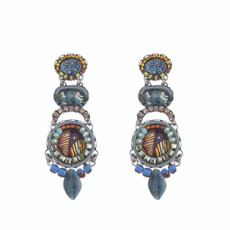 Ayala Bar French Wire Oasis Earrings