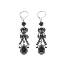Ayala Bar Midnight Voodoo French Wire Earrings