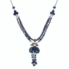 Ayala Bar Top of the Tree Dark Forest Necklace