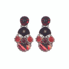 Ayala Bar Fresh-picked Strawberry Fields Earrings