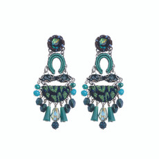 Ayala Bar Meditteranean Ocean Seahorse Earrings