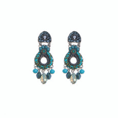 Ayala Bar Glistening Waters Meditteranean Ocean Earrings