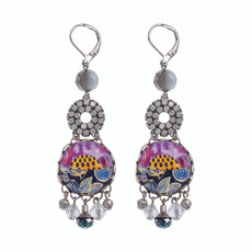 Ayala Bar French Wire Bossa Earrings