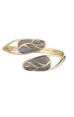 Marcia Moran Jewelry Vine Grey Bracelet