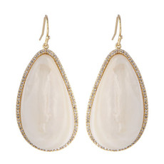 mother of pearl Marcia Moran Marcia Moran Mirabelle mother of pearl Earrings Earrings