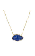 Blue Marcia Moran Jewelry Valencia Style Necklace