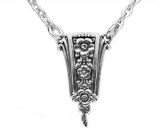Silver Spoon Amelia Necklace