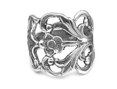 Silver Spoon Hazel  Adjustable Ring