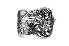 Silver Spoon Gloria  Adjustable Ring