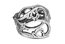 Silver Spoon Claire  Adjustable Ring