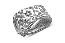 Silver Spoon Charlotte  Adjustable Ring