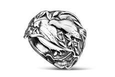 Silver Spoon Patricia  Adjustable Ring
